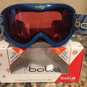 Bolle Volt Snow/Ski Goggles for Kids Ages 6+